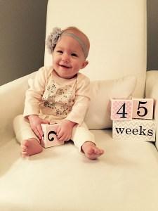 45 weeks 3