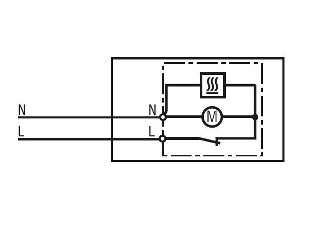 Part # 13051.0-03, Panel-mount Fan Heater On STEGO, Inc.