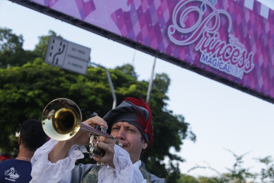 Princess Magical Run 20162949