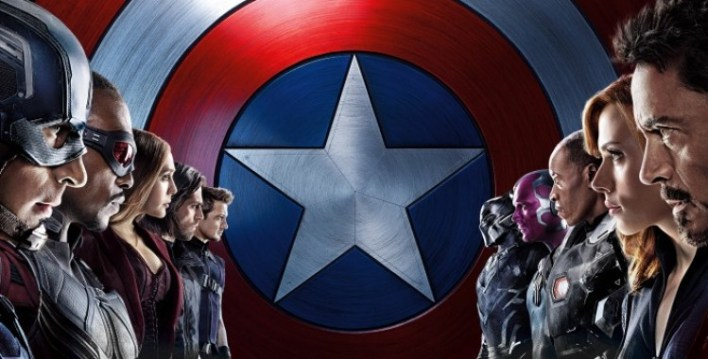 capitao america guerra civil