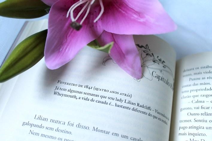 o despertar do lirio livro babi a sette romance de epoca nacional serie flores da temporada4