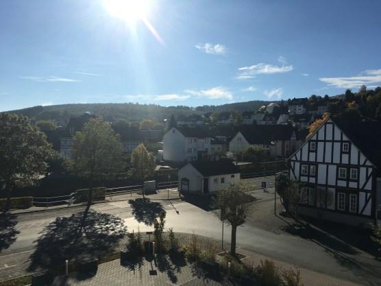 Blick über Eibelshausen
