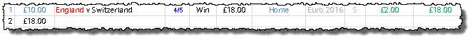 £10-£1000 Challenge Winner