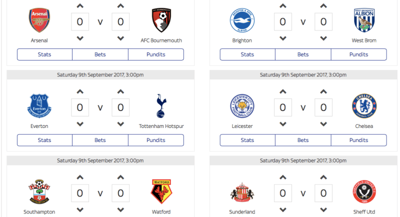 SkyBet Super 6 Round 7 - £1,000,000 winner GUARANTEED this weekend