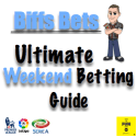 Ultimate Weekend Betting Guide - 22nd September 2017