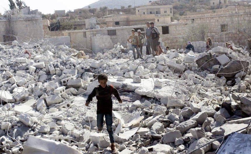 landsby syria