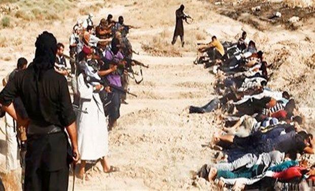 islamic state henrettelse