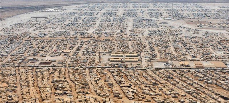 Syrisk flyktningeleir