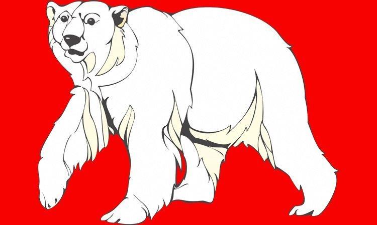 Ikke tenk på en isbjørn. Problemet med begrepene høyre og venstre