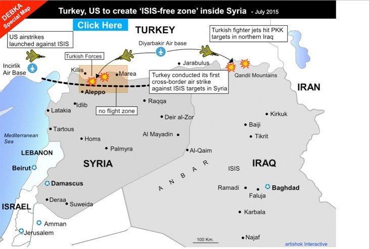 tyrkia angrep nord-syria