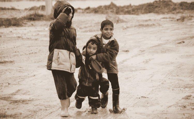 syria barn