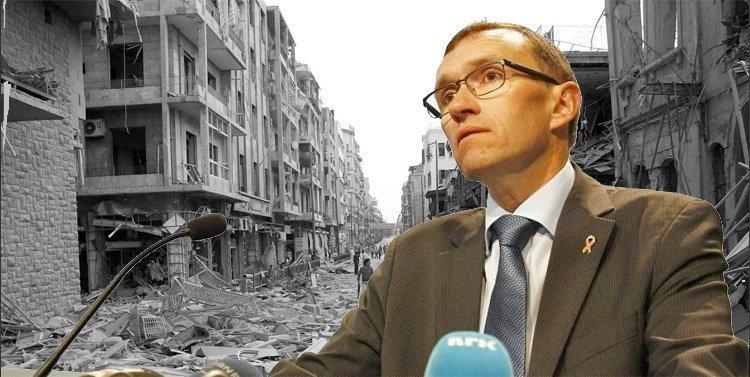 Penger fra Norge har finansiert terrorister i Syria