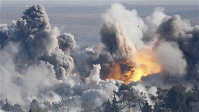 USA brukte utarmet uran i Syria