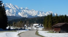 Nord for Garmisch