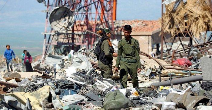 Tyrkia fortsetter å bombe USAs allierte i Syria
