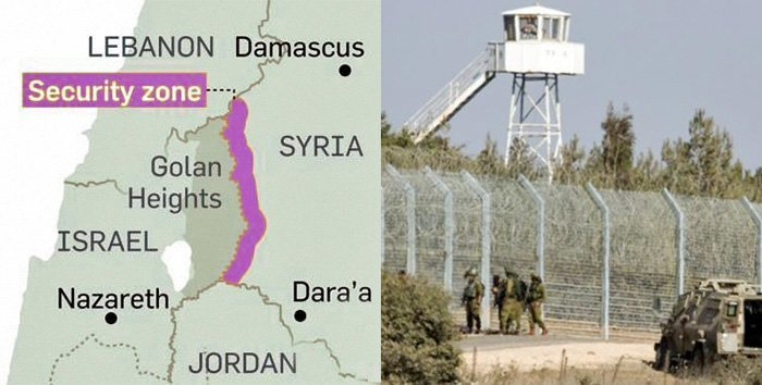 Israel vil okkupere mer syrisk territorium for å ha «buffersoner»