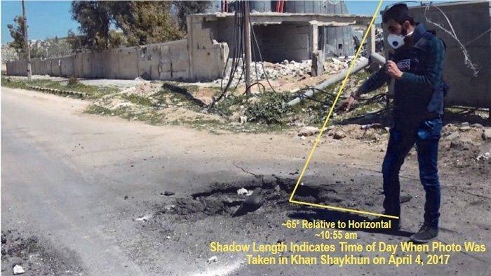 Framstående USA-expert: Skedde verkligen gasattacken i Syrien som beskrivits?