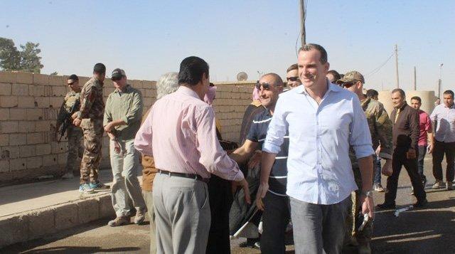 USA: – Syria vil aldri få tilbake Raqqa