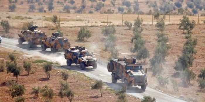 Syria krever at Tyrkia umiddelbart trekker seg ut
