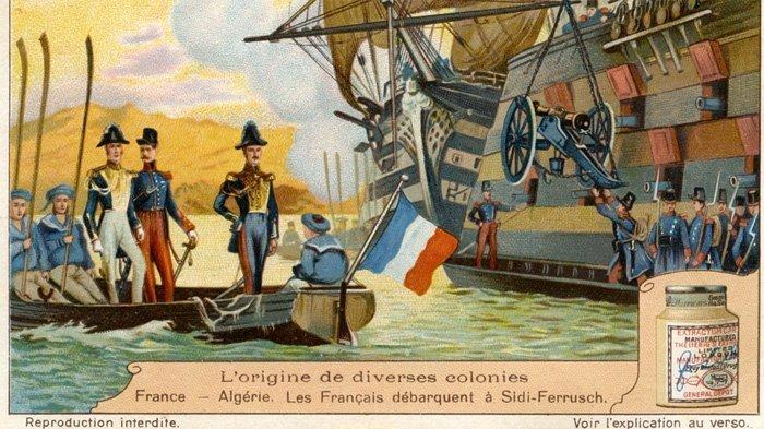 Frankrikes nye kolonikrig i Afrika