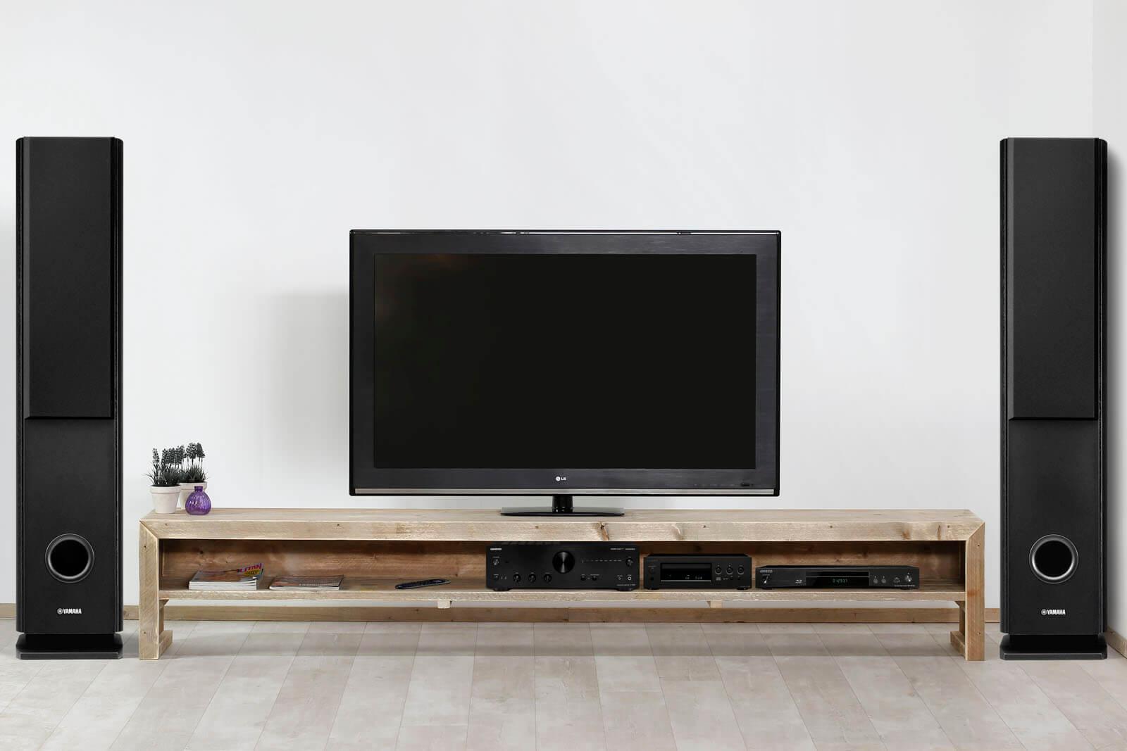 Steigerhouten TV meubel Mio  SteigerhoutTrend