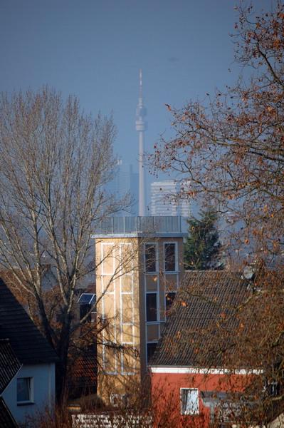 Steigerturm und Fernsehturm Dortmund 2014