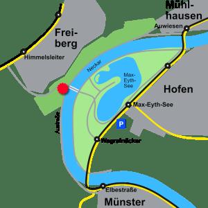 Lageplan Weinbegfest