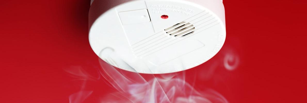 Rauchmelder retten Leben