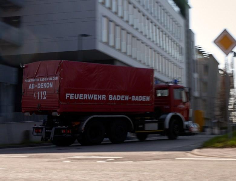 Gefahrgut-Einsatz in Steinbach
