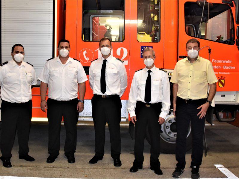 144. Abteilungsversammlung der Steinbacher Feuerwehr