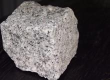 Pflaster - Granit Taurus, grau 8x10cm