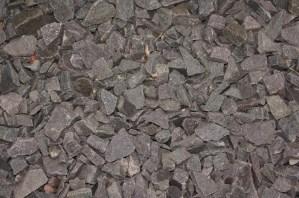 Basalt - Latitandesit dunkelgrau-anthrazit, 16-32mm