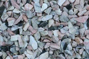Marmor rosa-grau 16-32mm