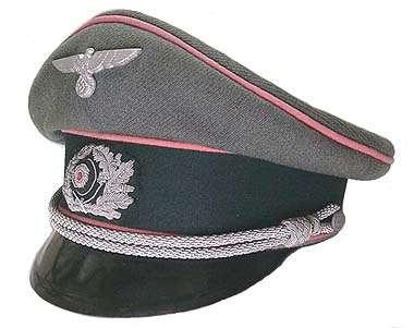 將校用制帽