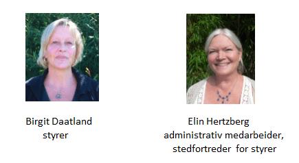 Birgit og Elin