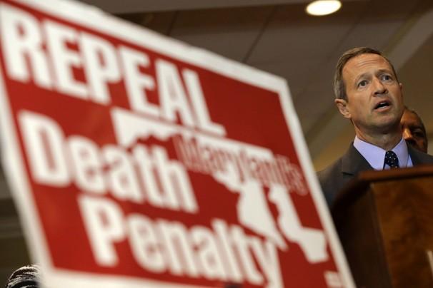 Death Penalty Debate in Maryland