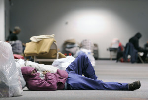 Baltimore City Homeless Shelter