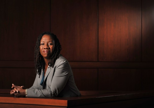 Sherrlyn Ifill, NAACP Legal Defense and Education Fund