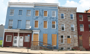 Baltimore - Housing and Economic Development