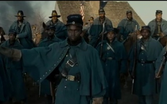 Black characters in Spielberg's Lincoln