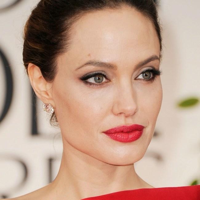 Angelina Jolie had a preventative double mastectomy