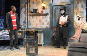 Topdog/Underdog - Everyman Theatre, Baltimore