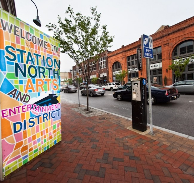 Station North Arts and Entertainment District