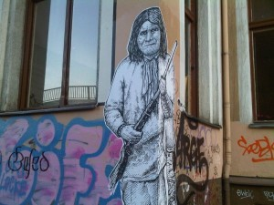 Geronimo-graffiti