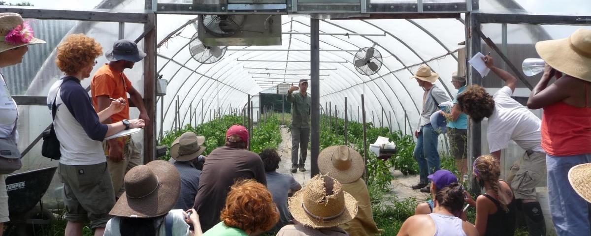 Future Harvest Beginner Farmer Training
