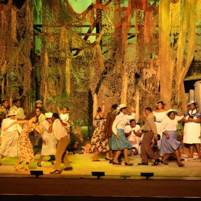 Porgy and Bess - Morgan State University Vocal Studies and Opera