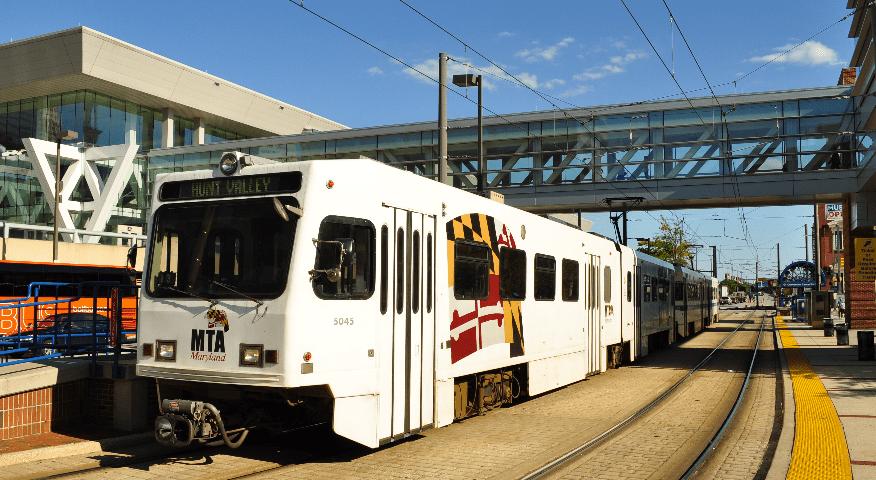 Baltimore Light Rail