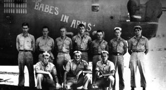 Ghosts of World War II
