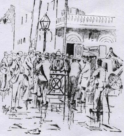 New Orleans general strike in 1892