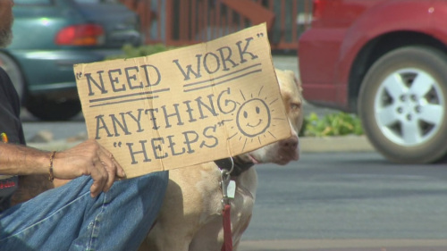 "Baltimore City Council considers a ban on ""aggressive panhandling"""